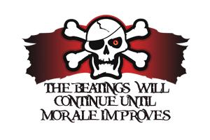 Pirate Morale