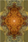 Metatron Tapestry Posters and Cards