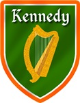 Kennedy Family Irish Crest