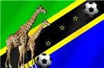 Tanzania Football Shirts