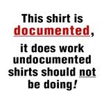 Documented Work Shirt