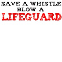 Save a Whistle t-shirts & gifts