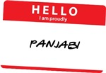 Hello I am proudly Panjabi