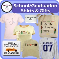 Back To School & Graduation Shirts And Gifts