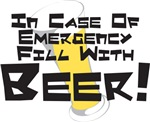 In Case of Emergency..Beer!