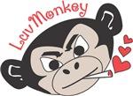 Valentine Monkey!