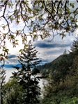 View From Chuckanut Drive