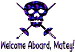 Welcome Aboard Matey