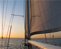 SAILBOATS, MOTOR BOATS, KAYAKS, BOATING, SAILING
