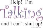 Help! I'm Talking...