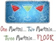 One Martini