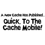 Quick, to the Cache Mobile