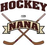 Hockey Nana T-Shirts Gifts