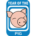 Year of The Pig T Shirts & Gifts