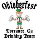 Oktoberfest Torrance, Ca T-Shirt