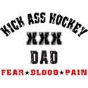 Hockey Dad T-Shirt Gifts