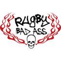 Rugby Bad Ass T-Shirt