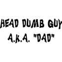 Head Dumb Guy T-Shirt