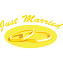 Just Married Gifts T-Shirts