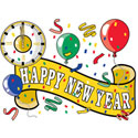 New Years Party T-Shirts & Invitations
