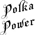 Polka Power T-Shirt Gifts