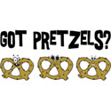 Got Pretzels T-Shirt Gifts