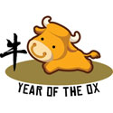 Funny Year of The Ox T-Shirt