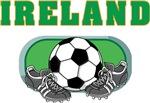 Ireland Soccer T-Shirts