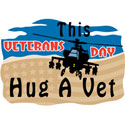 Hug A Vet T-Shirt