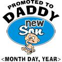 Funny Personalized New Daddy T-Shirts Gifts