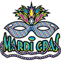 Mardi Gras T-Shirt and Gifts