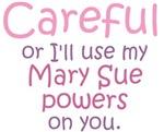 Mary Sue Powers