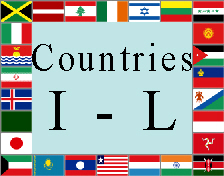 Countries I - L