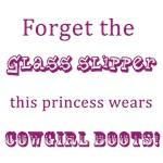 No glass slipper