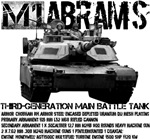 M1A1 Abrams #12