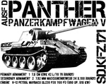 Panther Panzerkampfwagen V #2