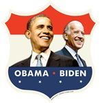 OBAMA BIDEN Shield