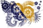 Bosnia and Herzegovina Flag