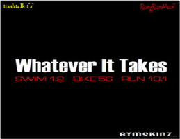 Whatever It Takes HALF (Mens')