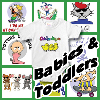 Babies, Toddlers & Kids