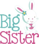 Easter bunny Big Sister