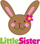 Easter Bunny Little Sister
