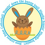 Peter Cottontail Boy Easter