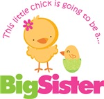 Chick going to be a Big Sister