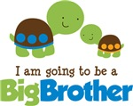 Turtle going to be a Big Brother