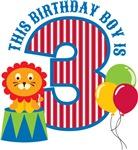 Circus 3rd Birthday