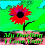 My Darling I Love You! Exotic Lime