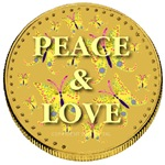 PEACE & LOVE Coin
