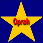 Oprah Star Monogram