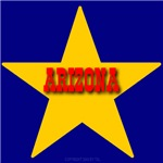 Arizona Star Monogram